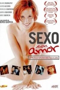 Caratula, cartel, poster o portada de Sexo con amor