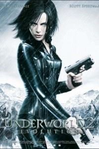 Caratula, cartel, poster o portada de Underworld: Evolution