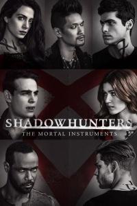 Caratula, cartel, poster o portada de Cazadores de sombras (Shadowhunters)
