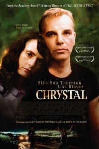 Caratula, cartel, poster o portada de Chrystal