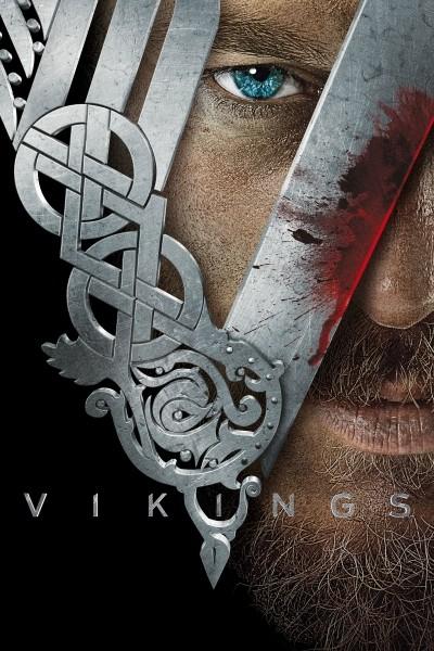 Caratula, cartel, poster o portada de Vikingos (Vikings)