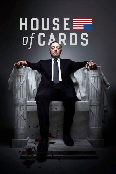 Caratula, cartel, poster o portada de House of Cards