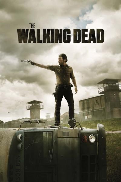 Caratula, cartel, poster o portada de The Walking Dead