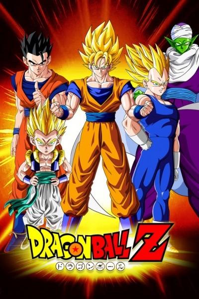 Caratula, cartel, poster o portada de Dragon Ball Z (Bola de Dragón Z)