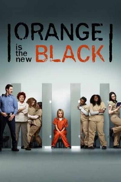 Caratula, cartel, poster o portada de Orange Is the New Black