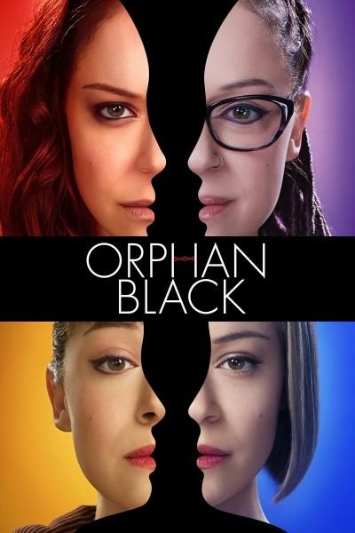 Caratula, cartel, poster o portada de Orphan Black