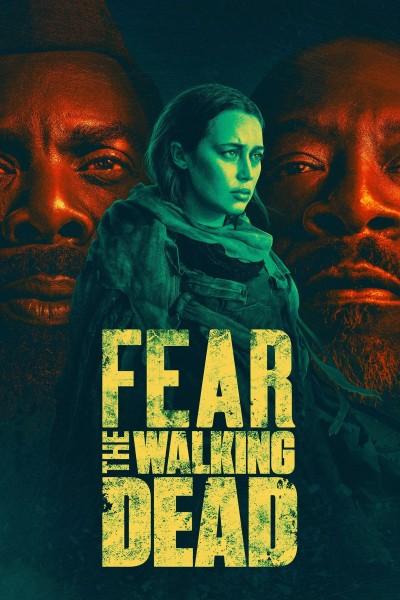 Caratula, cartel, poster o portada de Fear the Walking Dead