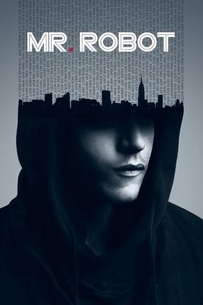 Caratula, cartel, poster o portada de Mr. Robot