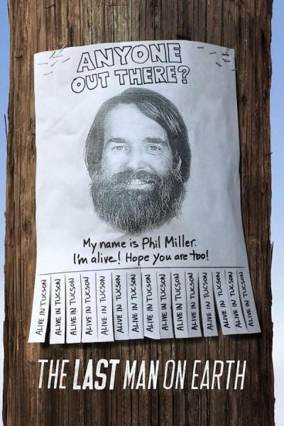 Caratula, cartel, poster o portada de El último hombre en la Tierra