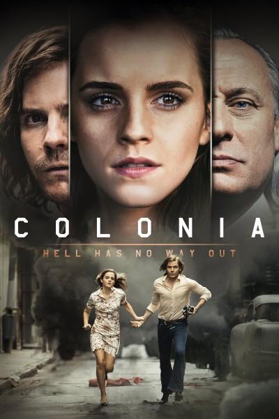 Caratula, cartel, poster o portada de Colonia