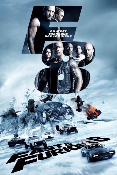 Caratula, cartel, poster o portada de Fast & Furious 8