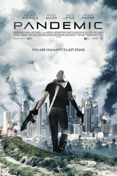 Caratula, cartel, poster o portada de Pandemic