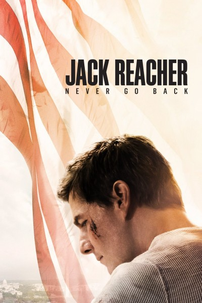 Caratula, cartel, poster o portada de Jack Reacher: Nunca vuelvas atrás