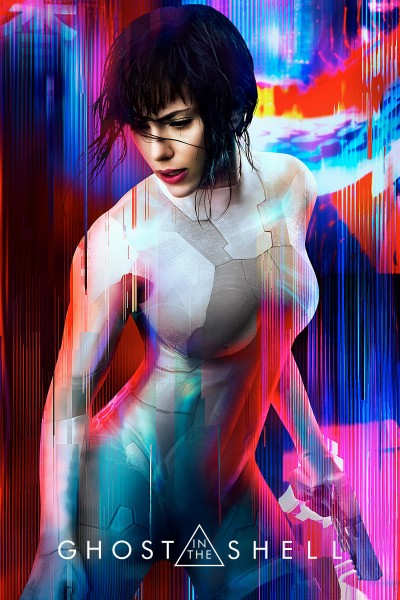 Caratula, cartel, poster o portada de Ghost in the Shell
