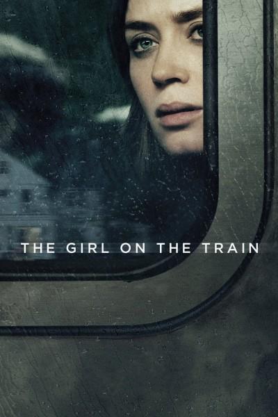Caratula, cartel, poster o portada de La chica del tren