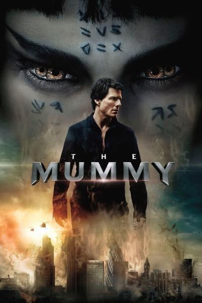 Caratula, cartel, poster o portada de La momia