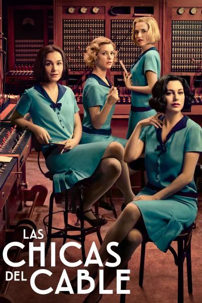 Caratula, cartel, poster o portada de Las chicas del cable