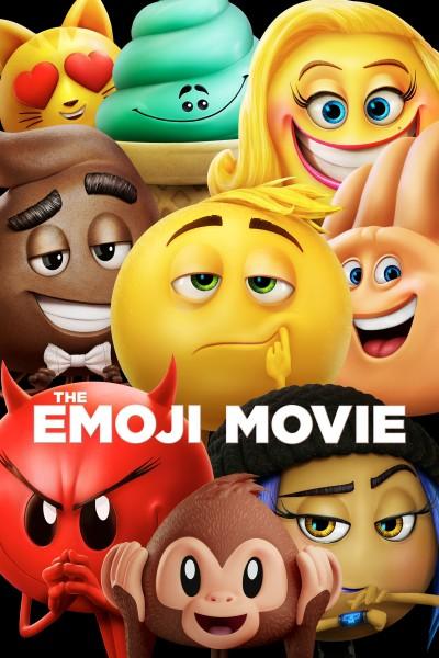 Caratula, cartel, poster o portada de Emoji: La película